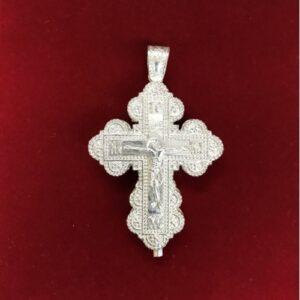 Ασημένιος σταυρός B3-A