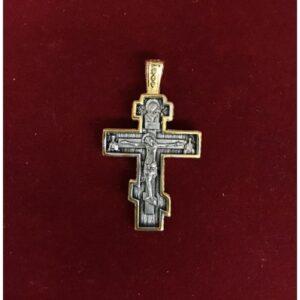 Ασημένιος σταυρός 82-X