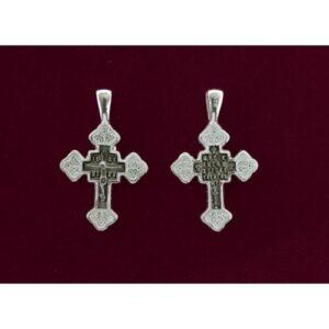 Ασημένιος σταυρός 9253-A