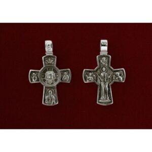 Ασημένιος σταυρός 9282-Α