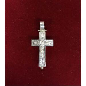 Ασημένιος σταυρός T23-A