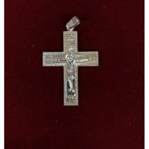 Ασημένιος σταυρός BAM2-A