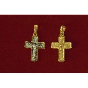 Ασημένιος σταυρός 9113-X
