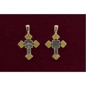 Ασημένιος σταυρός 9253-X