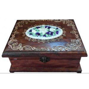 Ξύλινο Κουτί Ορθογώνιο