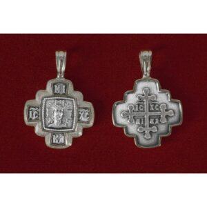 Ασημένιος σταυρός 9252-A