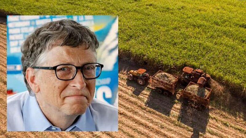 Ο «Farmer» Bill Gates αγοράζει γη: Περιμένει μια ισοπεδωτική οικονομική κρίση που θα «εξαερώσει» το παραστατικό χρήμα;