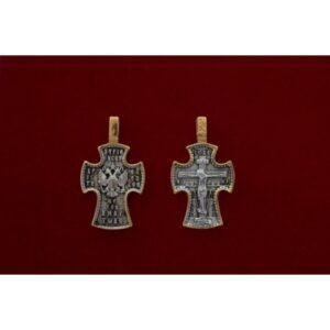 Ασημένιος σταυρός 9264-X