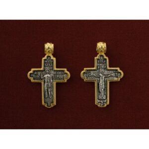 Σταυρός με Άγιο Δημήτριο 9344-X