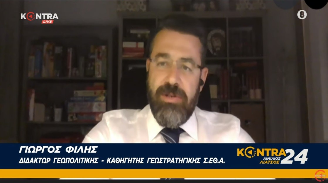 Read more about the article Γιώργος Φίλης: Ο Μητσοτάκης να μην κάνει την χάρη στον Ερντογάν – Δεν έχουμε κάτι να συνομιλήσουμε